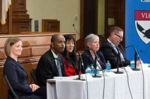Panel discussion on Veterans Treatment Courts