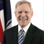 U.S. Secretary of the Navy Ray Mabus HLS '75