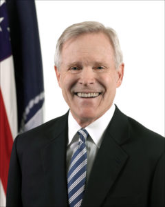2015 DAV Distinguished Lecture by U.S. Secretary of the Navy Ray Mabus @ WCC 2019, Milstein West AB, Harvard Law School | Cambridge | Massachusetts | United States