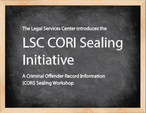 Speak With An Attorney About Sealing Your Record
