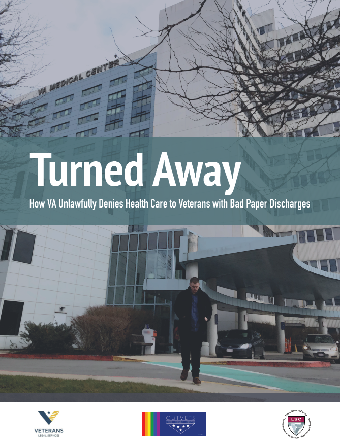 Turn Away Report Cover